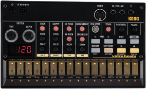 Korg Volca Beats Analogue Drum Machine Bundle