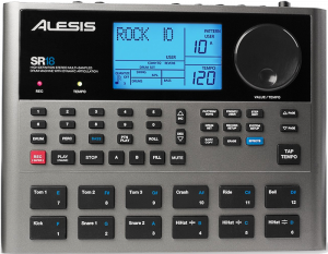 Photo Savings Alesis SR18 Portable Drum Machine