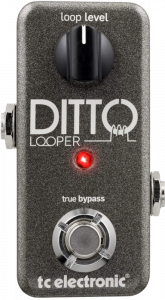 TC Electronics Ditto Looper Effects Pedal