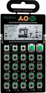 Teenage Engineering Rhythm Drum Machine and Sequencer