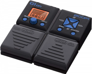Zoom Guitar Effects Pedal